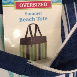 summer Bags - Oversized BEACH TOTE
